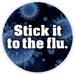 Photo: Flu shots logo
