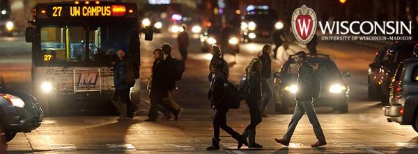 Photo: University Avenue commute