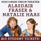 Wisconsin Union Theater Show