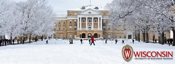 Photo: Winter Bascom Hall