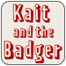 Logo: Kait and the Badger