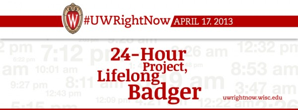 Photo: #UWRightNow