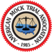 Graphic: Mock Trial Association logo