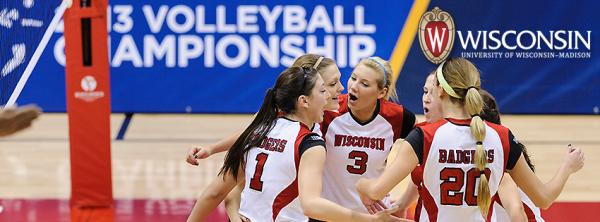 Photo: Volleyball