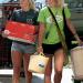 Photo: Students moving belongings