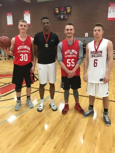 M Basketball Nationals All Tourney Team